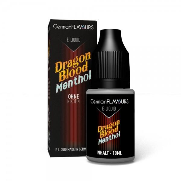 Dragon Blood mit Menthol