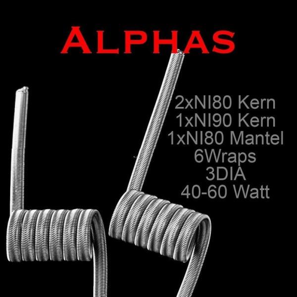 Joker Coil's - Alpha NI80/NI90