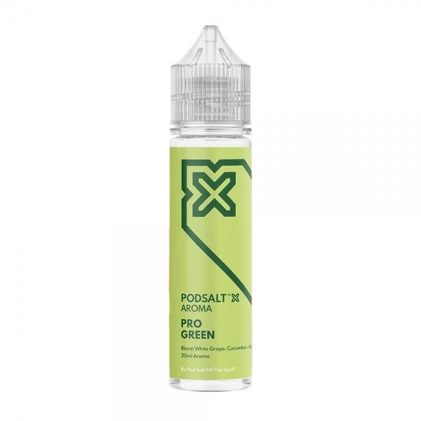 Pod Salt X - Pro Green