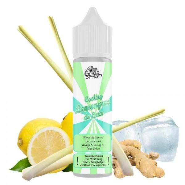Flavour Smoke - Cooling Lemongras de Luxe