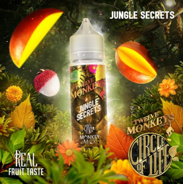 Twelve Monkeys - Circle of Life Jungle Secrets