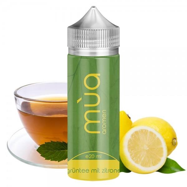 Mua - Grüntee mit Zitrone