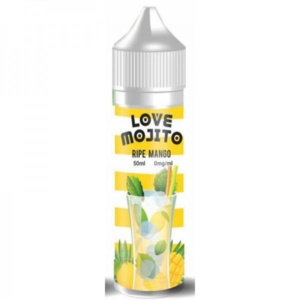 Love Mojito - Ripe Mango Longfill Aroma