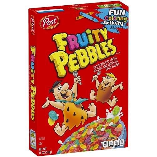 Post Fruity Pebbles 311g