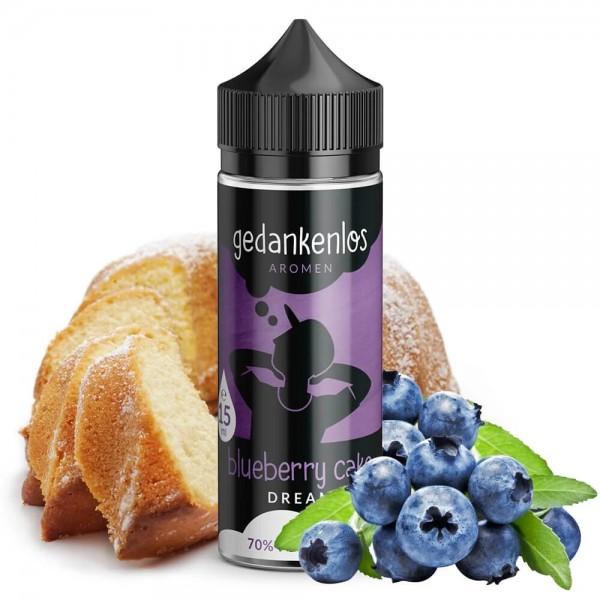 Gedankenlos - Blueberry Cake