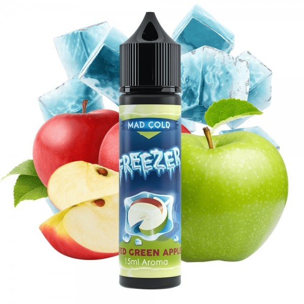 Freezer - Red Green Apple