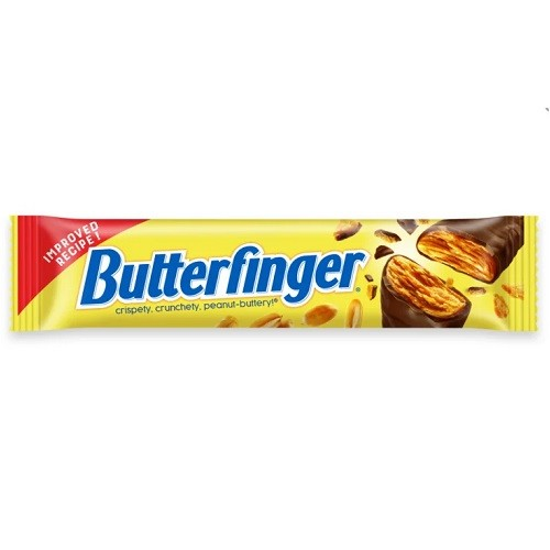 BUTTERFINGER CANDY BARS 53g