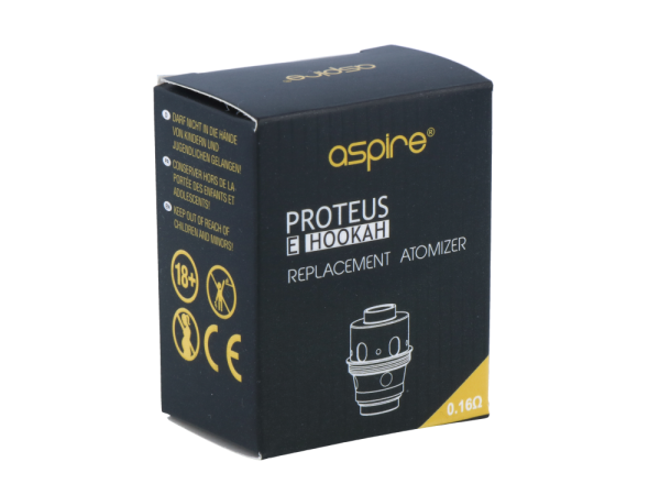 Aspire Proteus 0,16 Ohm Penta-Coil