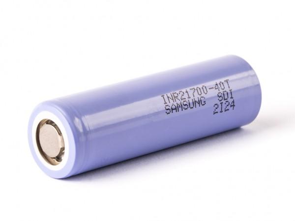 Samsung INR21700-40T, 4000mAh 35A Li-Ionen-Akku