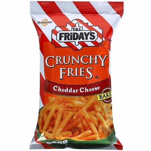 TGI Fridays Cheese Fry 127g