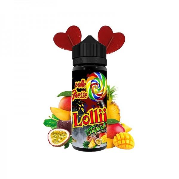 Lädla Juice - Volle Fresse Tropicallolliii