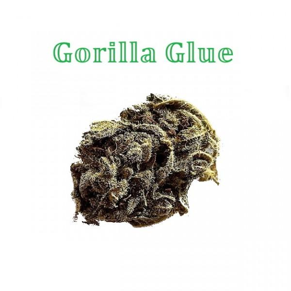 740Greens - Gorilla Glue CBD Blüten