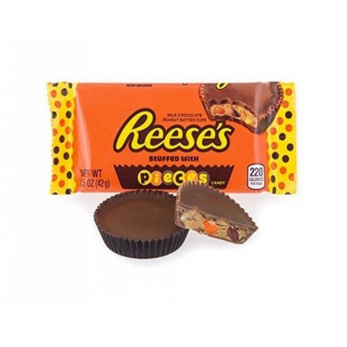 Reese's Peanut Butter 2 Cup with Pieces 42g
