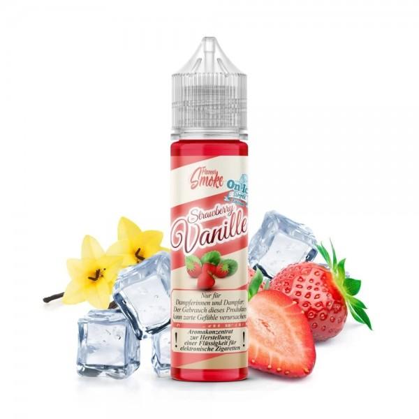 Flavour Smoke - Strawberry Vanille on ICE