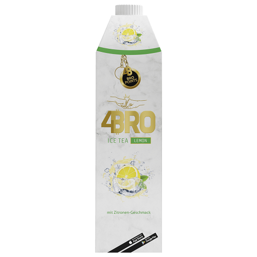 4Bro - Ice Tea Lemon 1000ml