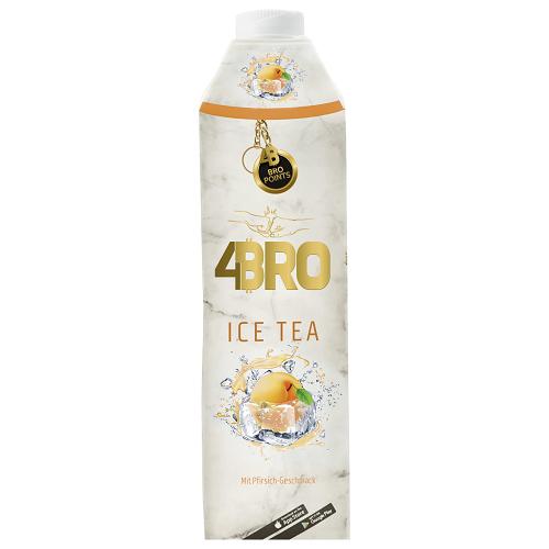 4Bro - Ice Tea Peach 1000ml