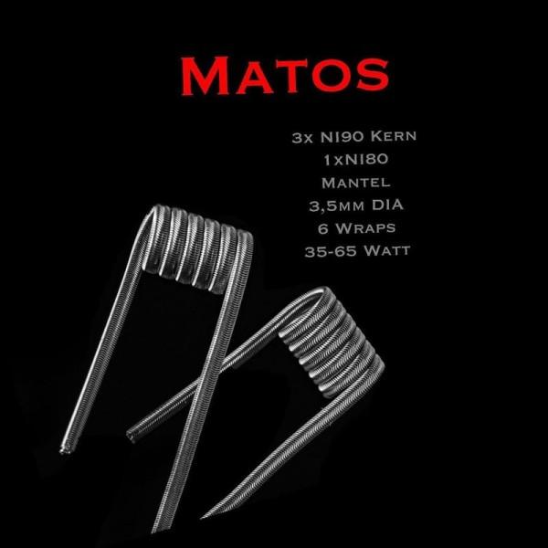 Joker Coil's - Mato NI90/NI80