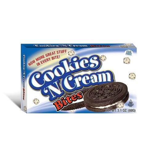 Cookie Dough Bites Cookies ´n Creme 88g