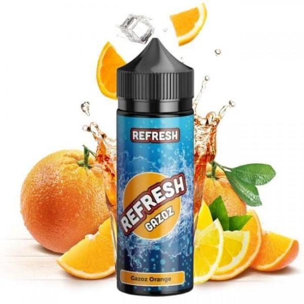 Refresh Gazoz Orange