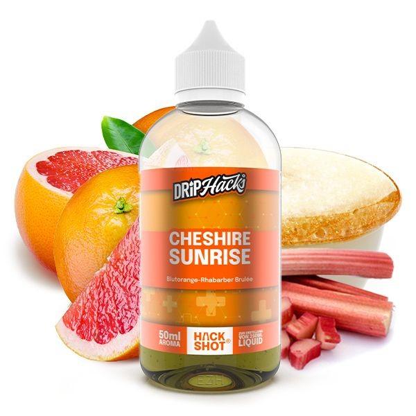 Drip Hacks - Cheshire Sunrise 50ml Longfill Aroma