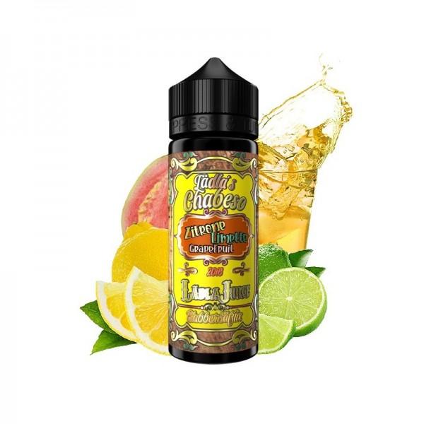 Lädla Juice - Chabeso - Zitrone Limette Grapefruit