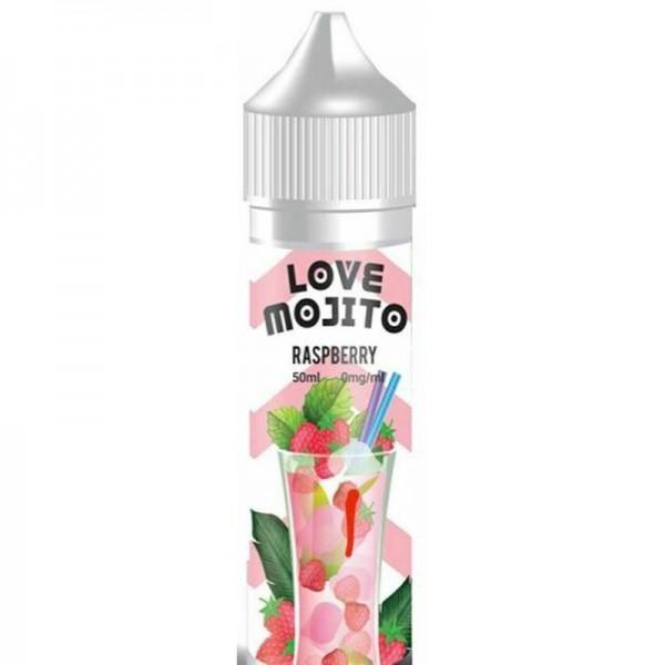 Love Mojito - Raspberry Longfill Aroma