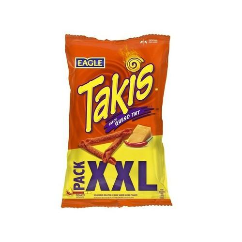 Takis - Sabor Queso TNT 150g