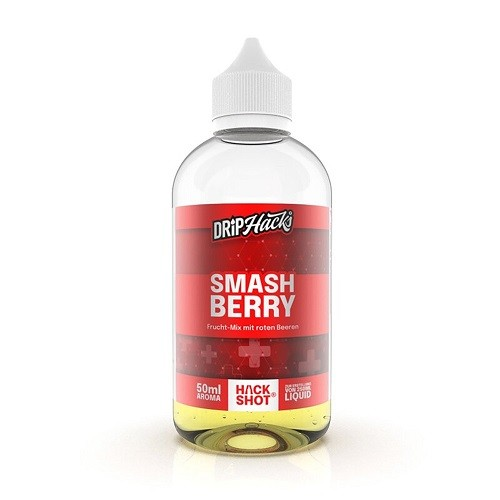 Drip Hacks - Smash Berry 50ml Longfill Aroma