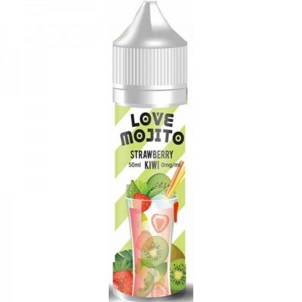 Love Mojito - Strawberry Kiwi Longfill Aroma