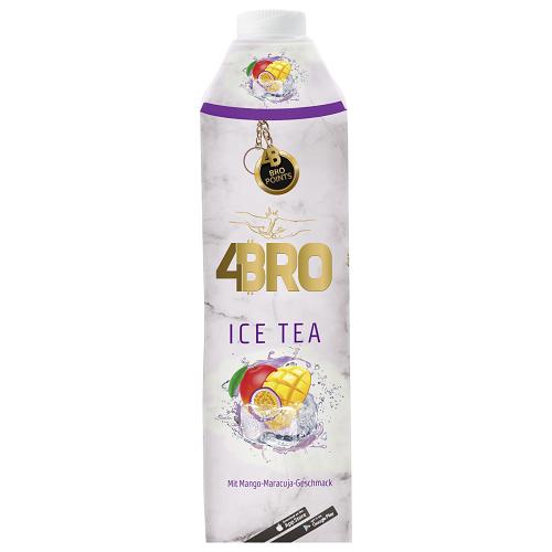 4Bro - Ice Tea Mango-Maracuja 1000ml
