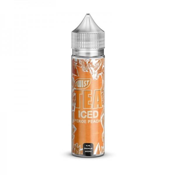 PGVG Labs - Twist Tea - Pekoe Peach ICE