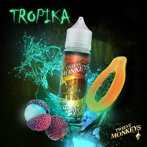 Twelve Monkeys - Tropika