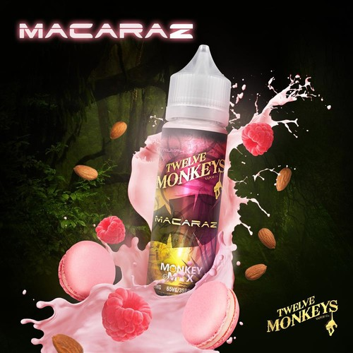 Twelve Monkeys - MacaRaz