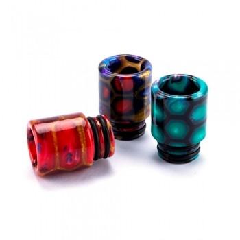 510er Drip Tip Epoxidharz mehrfarbig