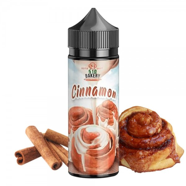 510CloudPark - CinnamonBakery