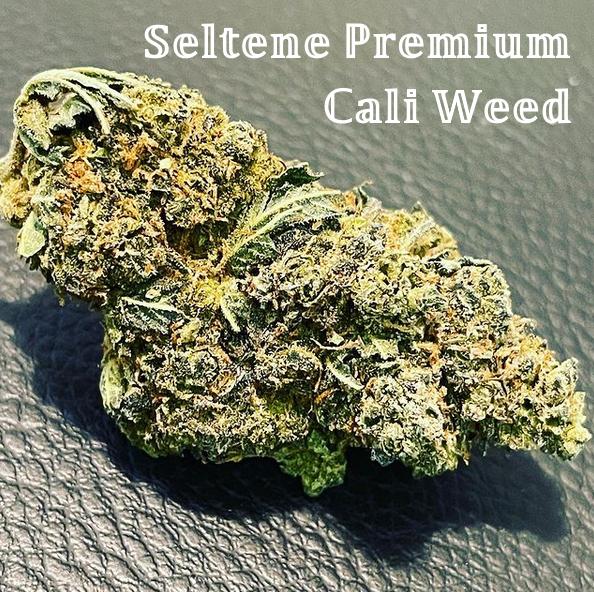 740Greens - Seltene Premium Cali Weed CBD Blütenglas