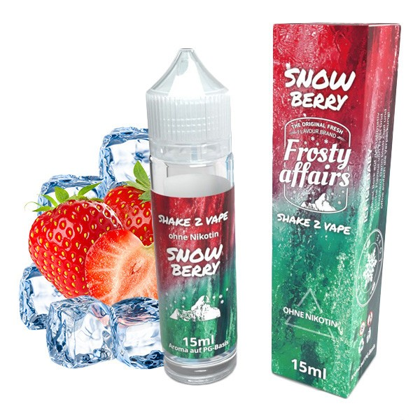 Frosty Affairs - Snow Berry