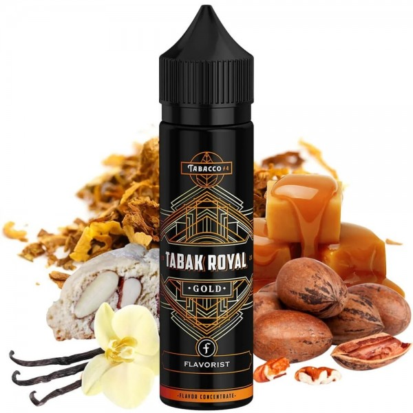 Flavorist - Tabak Royal Gold