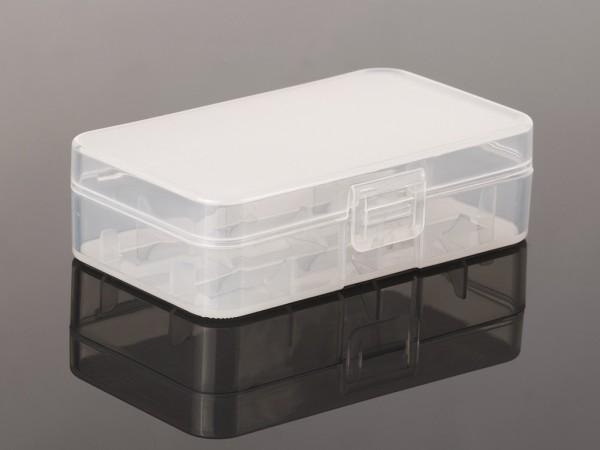 Akkubox für 2x 18650