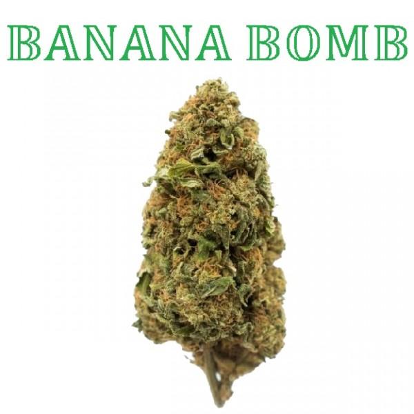 740Greens - Banana Bomb CBD Blüten