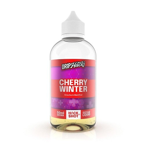Drip Hacks - Cherry Winter 50ml Longfill Aroma