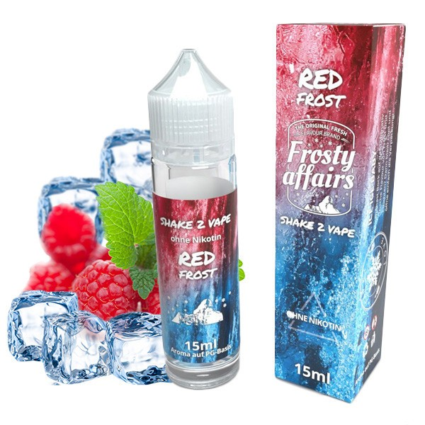 Frosty Affairs - Red Frost