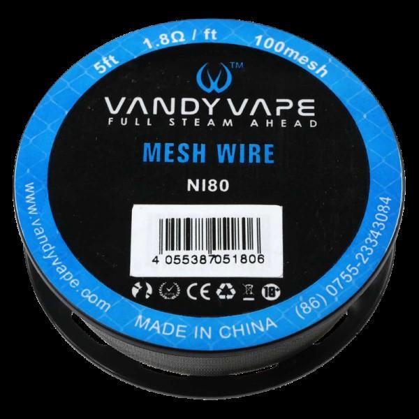 Vandy Vape NI80 Mesh Wire