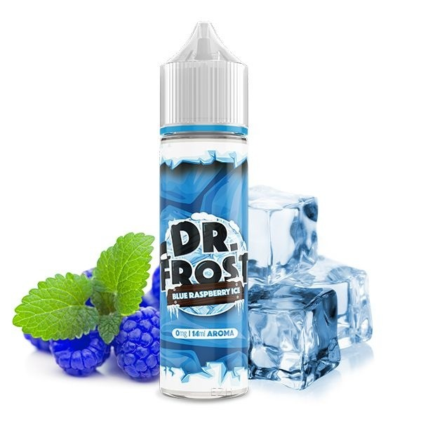 Dr. FROST - Blue Raspberry Ice