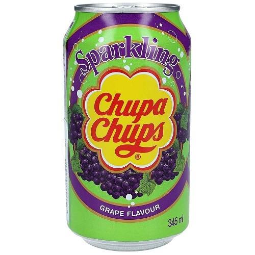Chupa Chups Sparkling Grape