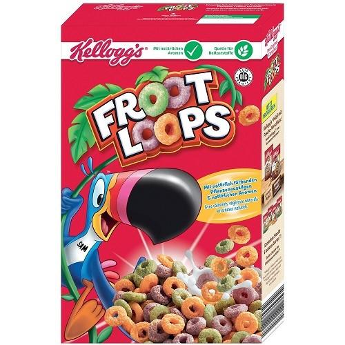 Kellogg's Froot Loops US 286g