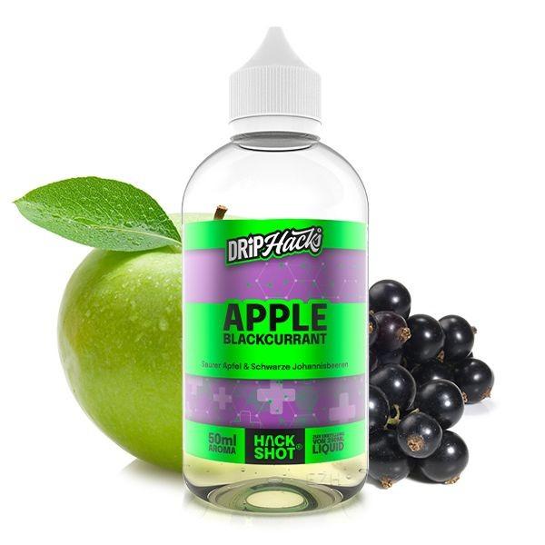 Drip Hacks - Apple Blackcurrant 50ml Longfill Aroma