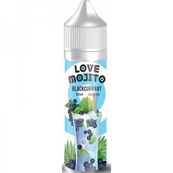 Love Mojito - Blackcurrant Longfill Aroma