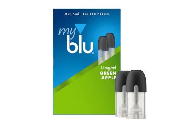 Myblu Green Apple Liquidpod