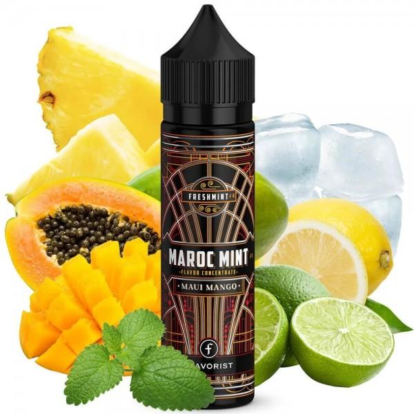 Flavorist - Maroc Mint Maui Mango